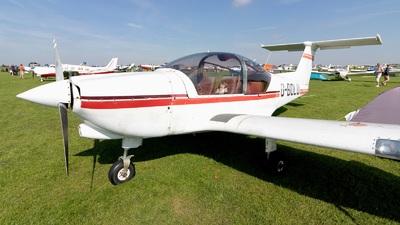 G-BOLU - Robin R3000/120 - Private