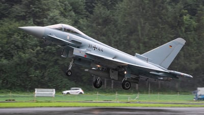 31-44 - Eurofighter Typhoon EF2000 - Germany - Air Force