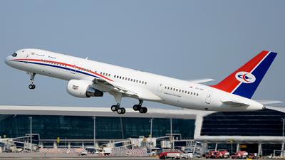 A picture of 7OVIP - Boeing 75723P - [28338] - © Agil Suwandi