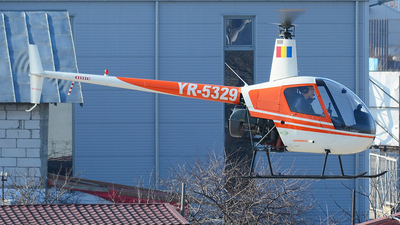 YR-5329 - Robinson R22 - Private