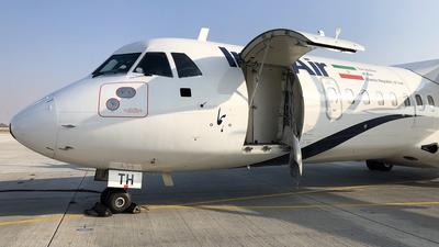 EP-ITH - ATR 72-212A(600) - Iran Air