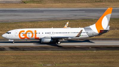 PR-GTQ - Boeing 737-8EH - GOL Linhas Aereas