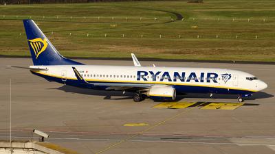 9H-QAK - Boeing 737-8AS - Malta Air (Ryanair)