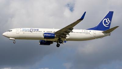 9H-HLY - Boeing 737-85F - Blue Bird Aviation