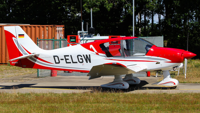 D-ELGW - Robin DR401/120 - Private