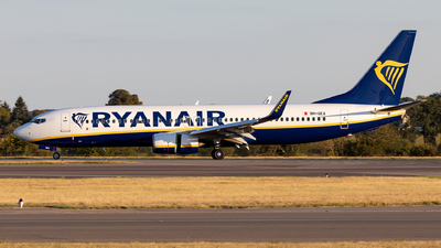 9H-QEA - Boeing 737-8AS - Ryanair (Malta Air)