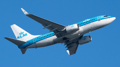 A picture of PHBGQ - Boeing 7377K2 - KLM - © Michael Musil