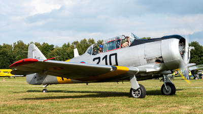 N4109C - North American AT-6G Texan - Private