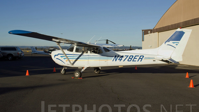 N478ER - Cessna 172R Skyhawk II - Hillsboro Aviation