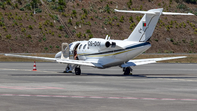 CS-DOI - Cessna 525 CitationJet - Private