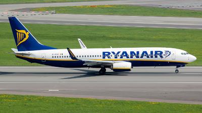 EI-ESZ - Boeing 737-8AS - Ryanair