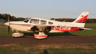 D-EHRW - Piper PA-28-181 Archer II - Private