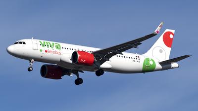 A picture of XAVIO - Airbus A320271N - VivaAerobus - © Mark Szemberski
