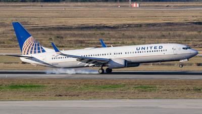 N66831 - Boeing 737-924ER - United Airlines