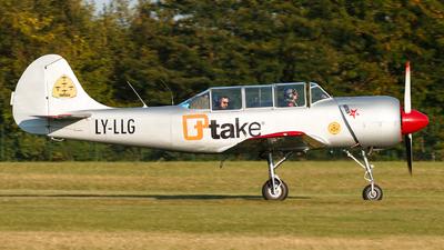 LY-LLG - Yakovlev Yak-52 - YakItalia