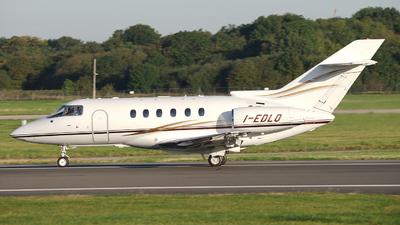 I-EDLO - Raytheon Hawker 750 - Private