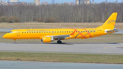 VQ-BRY - Embraer 190-200IGW - Saratov Airlines