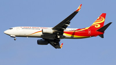 B-1497 - Boeing 737-84P - Hainan Airlines