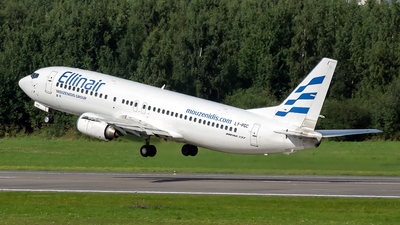 LY-PGC - Boeing 737-4S3 - Ellinair (Grand Cru Airlines)