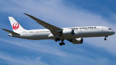 JA882J - Boeing 787-9 Dreamliner - Japan Airlines (JAL)