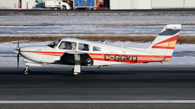 C-GGKQ - Piper PA-28RT-201T Turbo Arrow IV - Private