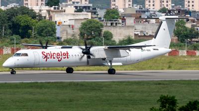 VT-SUU - Bombardier Dash 8-Q402 - SpiceJet
