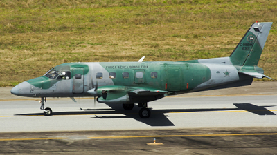 A picture of FAB2317 - Embraer EMB110P1K (EC95B) Bandeirante -  - © André Manhani