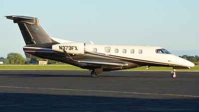A picture of N373FX - Embraer Phenom 300 - [50500391] - © Max Clark