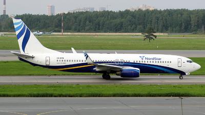 VQ-BPM - Boeing 737-8AS - Nordstar
