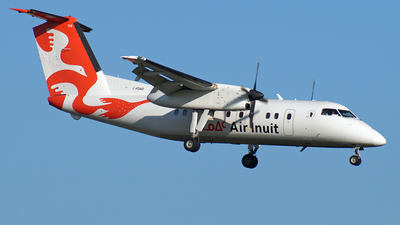 C-FDAO - Bombardier Dash 8-102 - Air Inuit