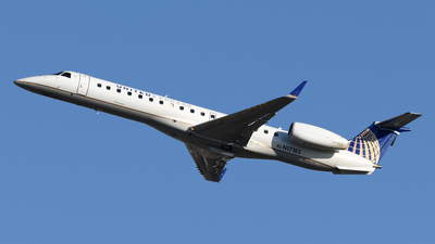 A picture of N17185 - Embraer ERJ145XR - United Airlines - © DJ Reed - OPShots Photo Team