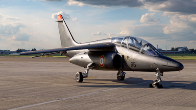 E163 - Dassault-Breguet-Dornier Alpha Jet E - France - Air Force