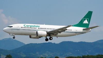 YR-ADB - Boeing 737-31S - Carpatair