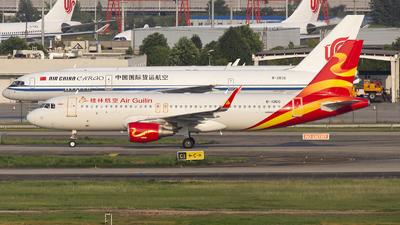 B-1060 - Airbus A320-214 - Air Guilin