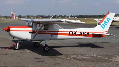 OK-ASA - Cessna 152 - Delta System-Air