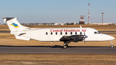 C-FCMR - Beech 1900D - Central Mountain Air