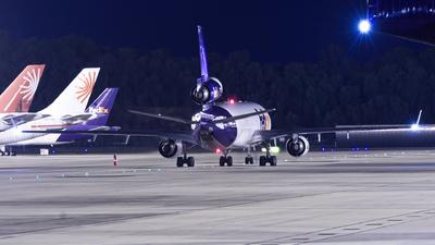 N612FE - McDonnell Douglas MD-11(F) - FedEx