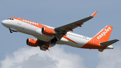 A picture of OEICR - Airbus A320214 - easyJet - © Raoul Andries