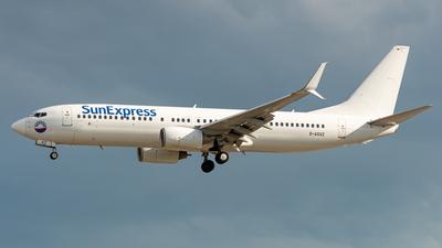 A picture of DASXZ - Boeing 7378K5 - [39093] - © Sebastian K