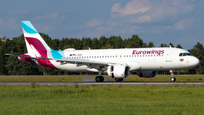 A picture of DAIZU - Airbus A320214 - Eurowings - © Jan Rosskamp