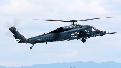 58-4581 - Mitsubishi UH-60J - Japan - Air Self Defence Force (JASDF)