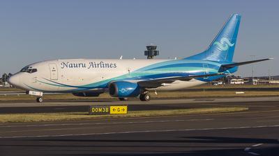 VH-VLI - Boeing 737-3H6(SF) - Nauru Airlines