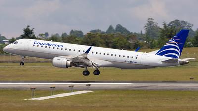 A picture of HP1540CMP - Embraer E190AR - [19000012] - © Alex Rivera