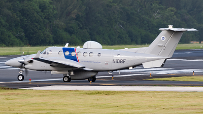 N108F - Beechcraft B300C King Air 350C - United States - US Department Of Homeland Security