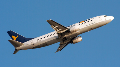 EI-CWE - Boeing 737-42C - Air One