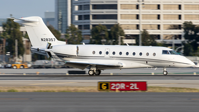 N28357 - Gulfstream G280 - Private
