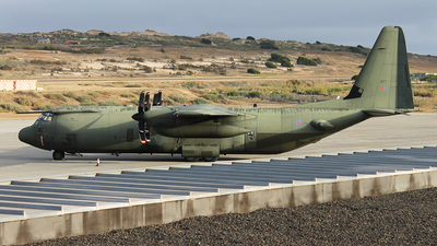 ZH877 - Lockheed Martin Hercules C.4 - United Kingdom - Royal Air Force (RAF)