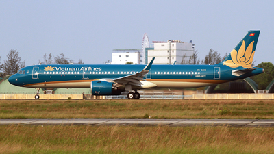 VN-A616 - Airbus A321-271N - Vietnam Airlines