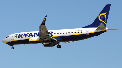 EI-ENH - Boeing 737-8AS - Ryanair