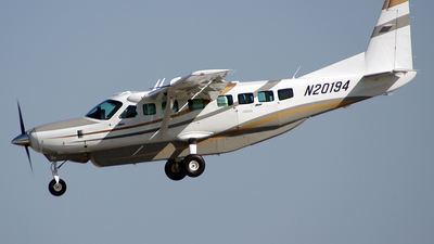 N20194 - Cessna 208B Grand Caravan - Private